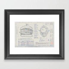 Refer to Fix'inz Schedule Framed Art Print