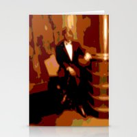 Cotton Club Stationery Cards