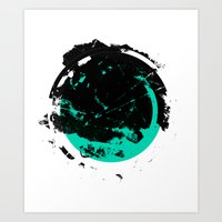 'UNTITLED #09' Art Print