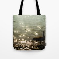 Solitary Moment Tote Bag