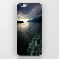 Light At The End Of Dark… iPhone & iPod Skin