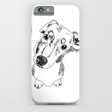 Mini Dachschund iPhone 6 Slim Case