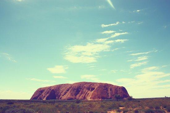 Ayes Rock - Australia Art Print