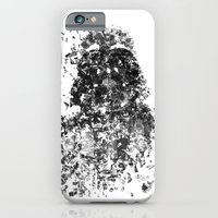 darth vader iPhone & iPod Cases featuring Darth Vader by malobi