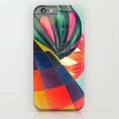 Balloon Love: up up and away! iPhone 6 Slim Case