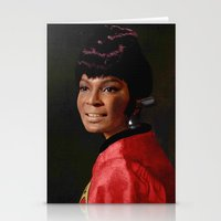 Uhura Stationery Cards