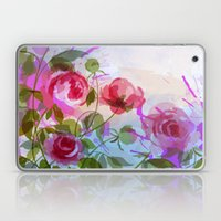 Joyful Flowers Laptop & iPad Skin