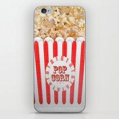 POP CORN iPhone & iPod Skin