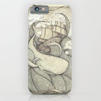 iPhone & iPod Case featuring The Battle by Mike Koubou