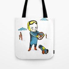 I am Fangio Tote Bag