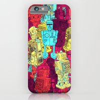 iPhone & iPod Case featuring Mr. Robot, your screw is loose. by Vihor