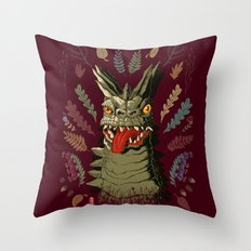Bemular Throw Pillow