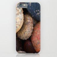 Lake Superior Beach Stones iPhone 6 Slim Case