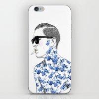 Inked #2 iPhone & iPod Skin