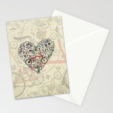 I Love Brompton Bikes Stationery Cards
