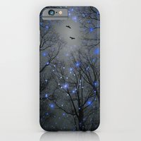 iPhone Cases featuring The Sight of the Stars Makes Me Dream (Geometric Stars Remix) by soaring anchor designs