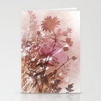 Botanical 2 Stationery Cards