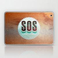 S O S Laptop & iPad Skin