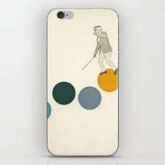 Tap Dancing iPhone & iPod Skin