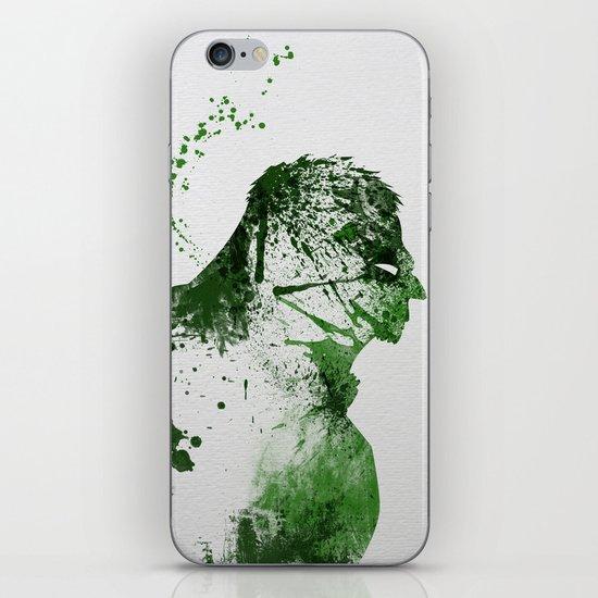 Irritated iPhone & iPod Skin