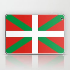 basque people ethnic flag spain Laptop & iPad Skin