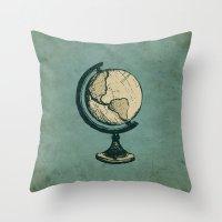 Travel On Throw Pillow