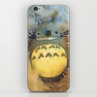 My Neighbour iPhone & iPod Skin