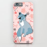 Silver Fox iPhone 6 Slim Case