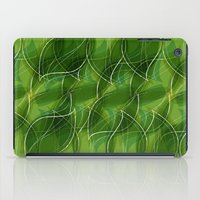 Leafs iPad Case