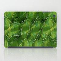 Leafs iPad Case