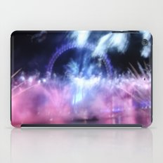 New Year's Eve at London Eye iPad Case