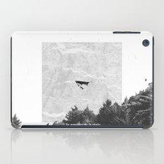 Le Passager de la Pluie iPad Case