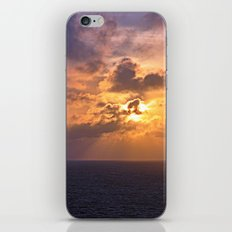 Sunrise at Sea iPhone & iPod Skin