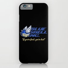 Mario Kart: Blue Shell Inc (no distressing) iPhone 6s Slim Case