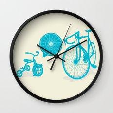 SPOKE Wall Clock