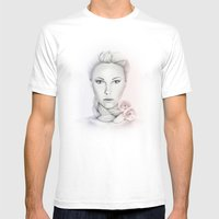 11 Mens Fitted Tee White SMALL