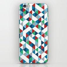 Triangles #3 iPhone & iPod Skin