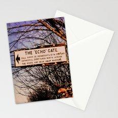 Echo Gate Stationery Cards