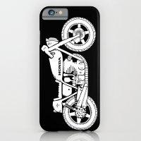 Honda CB750 - Café racer series #1 iPhone 6 Slim Case