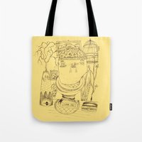 Signor James' Mistery Tote Bag