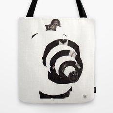 Deconstruction II (Void) Tote Bag