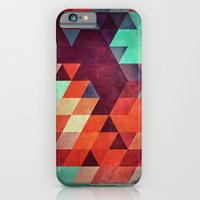 iPhone & iPod Case featuring lyzyyt by Spires