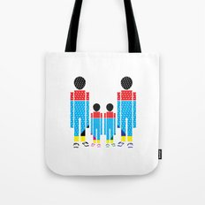 Familly Tote Bag
