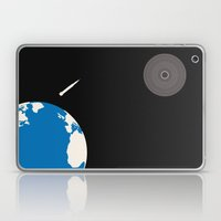 First Moon Landing Apollo 11 Laptop & iPad Skin