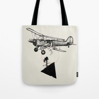 The Catcher Tote Bag