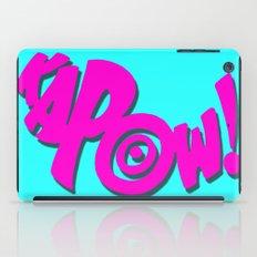 KAPOW! # 3 iPad Case