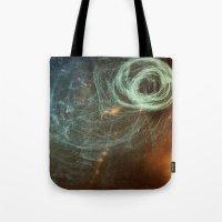 Untanglement - fresh air Tote Bag