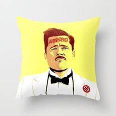 I don't Speak Italian Throw Pillow