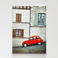Vieux style Stationery Cards
