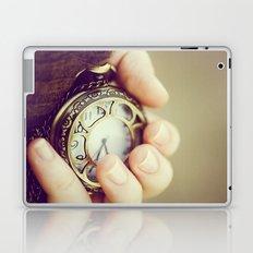 IT'S TIME Laptop & iPad Skin